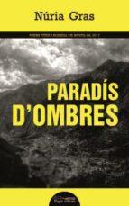 paradis d ombres nuria gras 9788499759784