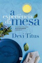 a experiência da mesa (ebook)-devi titus-9788573259384