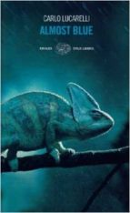 almost blue-carlo lucarelli-9788806184384