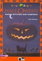 halloween... magic, witches and vampires. book + cd kelly reinhart 9788853002884
