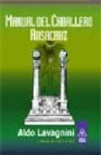 manual del caballero rosacruz-9789501709384