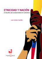 etnicidad y nación (ebook) castillo g. luis carlos 9789587653984