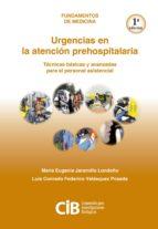 urgencias en la atención prehospitalaria (ebook)-maria eugenia jaramillo londoño-luis conrado f. velasquez posada-9789588843384