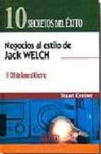 negocios al estilo de jack welch-stuart crainer-9789702400684