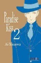 paradise kiss nº 2 ai yazawa 9789871071784