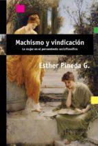 machismo y vindicacion esther pineda 9789875748484