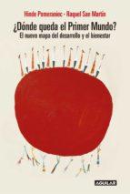 ¿dónde queda el primer mundo? (ebook)-hinde pomeraniec-raquel san martin-9789877351484