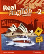 real english 2 student s book eso 2-9789963482184