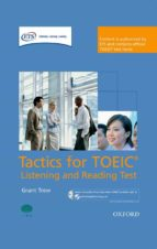 tactics for toeic listening and reading tests (pack)-9780194529594