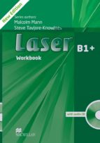 laser b1+ workbook without key with audio cd 3º ed 9780230433694