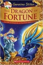 geronimo stilton and the kingdom of fantasy special edition 2th: the dragon of fortune-geronimo stilton-9781338159394