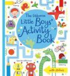 Descargador gratuito de Google eBooks Little boys activity book