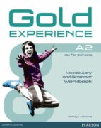 gold experience a2 grammar & vocabulary wb without key (examenes) 9781447913894