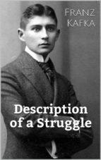 description of a struggle (ebook)-franz kafka-9781507171394