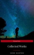 jane austen: four novels (eireann press) (ebook)-9782377933594