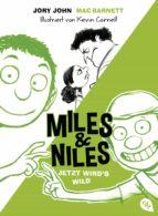 miles & niles - jetzt wird's wild (ebook)-jory john-mac barnett-9783641197094