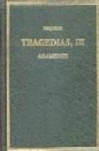tragedias iii, agamenon-9788400084394