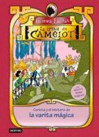 El libro de La tribu de camelot especial 2: carlota y el misterio de la varit a magica autor GEMMA LIENAS EPUB!