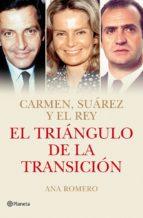el triángulo de la transición (ebook)-ana romero-9788408119494
