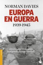 europa en guerra (1939-1945)-norman davies-9788408153894
