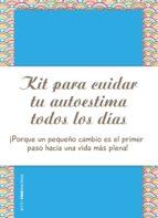 kit para mejorar y cuidar tu autoestima todos los dias (pack libreta + cuaderno)-rut abadia-9788408173694