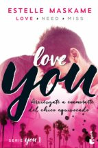 you 1: love you-estelle maskame-9788408181194