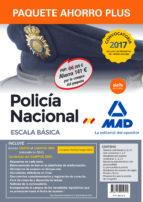 paquete ahorro plus escala básica policía nacional 9788414204894