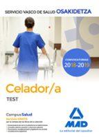 celador de osakidetza servicio vasco de salud. test 9788414215494