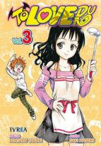 to love ru nº 3-kentaro yabuki-saki hasemi-9788415366294