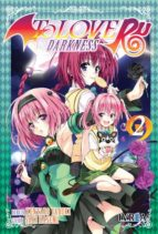 to love ru darkness nº 2-saki hasemi-kentaro yabuki-9788416040094