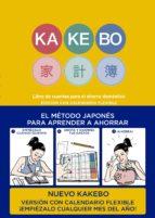 kakebo blackie books con calendario flexible 9788416290994