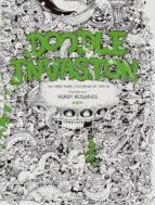doodle invasion: un libro para colorear de zifflin kerby rosanes 9788416497294