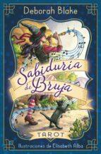 sabiduría de bruja. tarot (ebook)-deborah blake-9788416990894