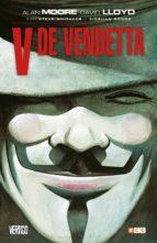 v de vendetta (8ª ed.) alan moore david lloyd 9788417354794