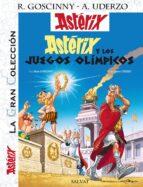 asterix 12: asterix y los juegos olimpicos (la gran coleccion)-albert uderzo-9788421688694