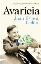 avaricia (ebook)-juan eslava galan-9788423350094