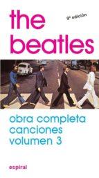 canciones iii (the beatles) 9788424506094