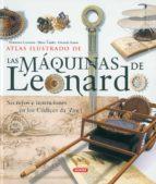 las maquinas de leonardo-domenico laurenza-mario taddei-edoardo zanon-9788430556694
