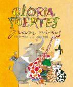 antologia de gloria fuertes para niños gloria fuertes 9788430598694