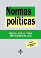 normas politicas (18ª ed.)-9788430971794