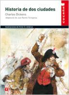 historia de dos ciudades (coleccion cucaña) charles dickens 9788431690694