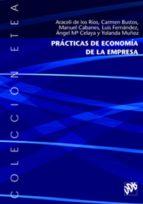 prácticas de economía de la empresa (ebook)-9788433034694