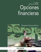 opciones financieras (7ª ed.)-montserrat casanovas ramon-9788436831894