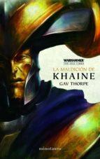 la maldición de khaine nº 03/04 (ebook)-gav thorpe-9788445005194