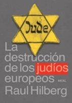 la destruccion de los judios europeos-raul hilberg-9788446018094