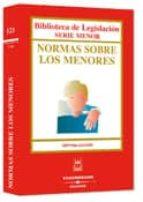 normas sobre los menores (4ª ed. 2003)-9788447020294