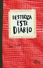 destroza este diario. rojo keri smith 9788449331794