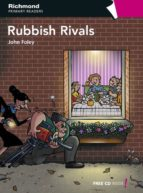 rubbish rivals + cd   dvd (richmond) 9788466810494