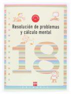 cuaderno de resolucion de problemas 18 (6º educacion primaria) 9788467507294