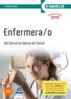 enfermera/o de osakidetza-servicio vasco de salud. temario común-9788467608694